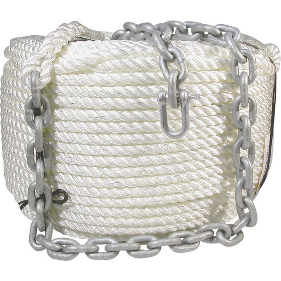 Rope Nylon Anchor & Chain 50x1010x6 - Image 1