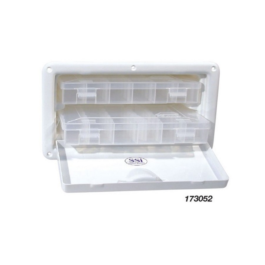 Tackle and Storage Box - 2 drawers