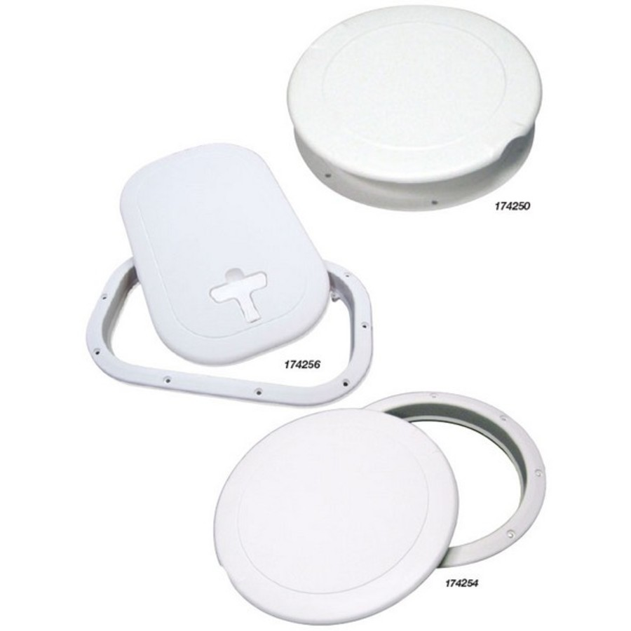 Inspection Plates - Removable Panel Round - Image 1
