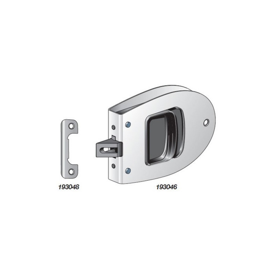 Omni Spring Bolt Catch Stainless Steel Catch Catches Latches