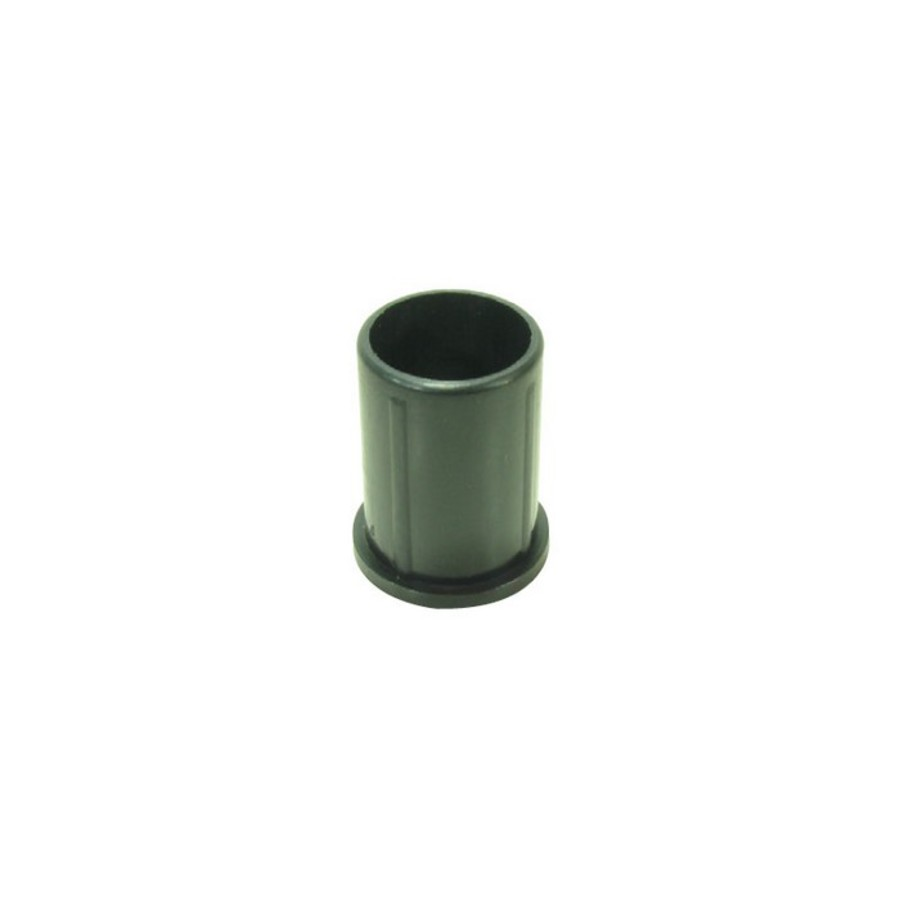 Adaptor Sleeve Blk Nyl 19mm Id-22.2mm Od
