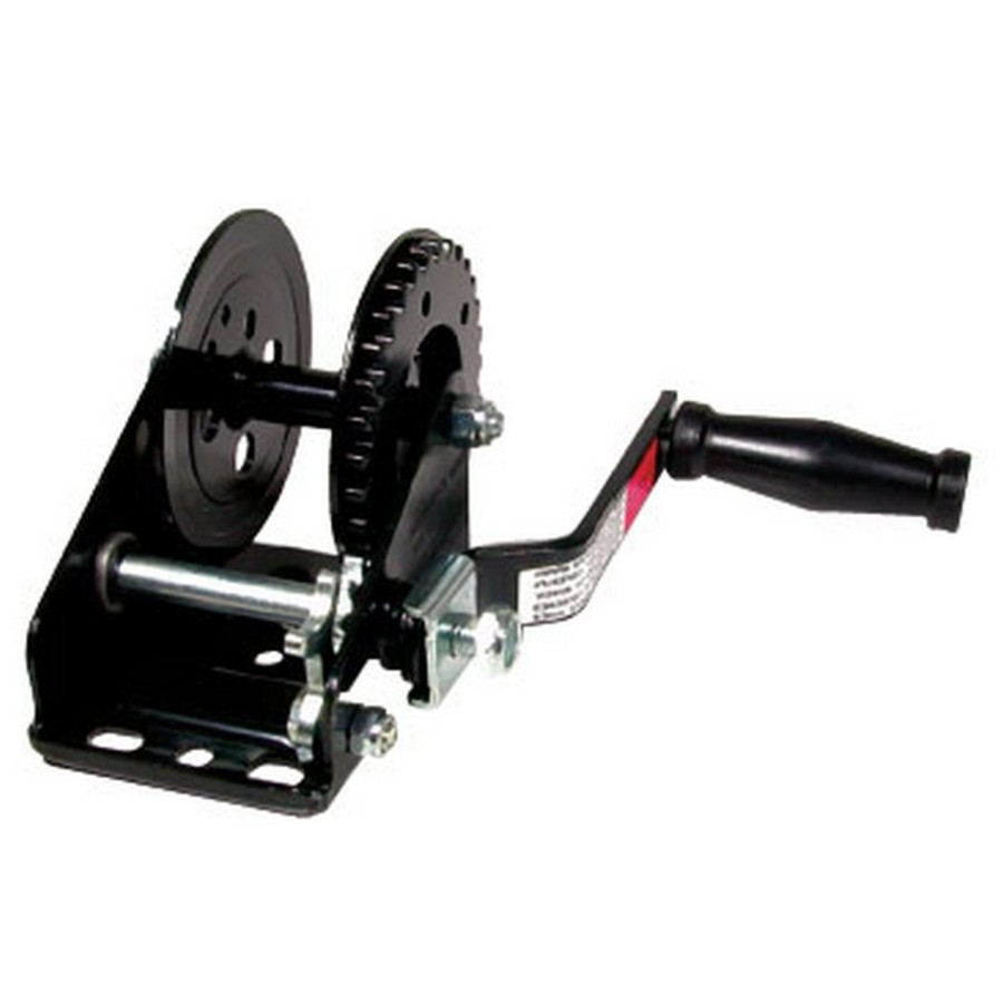 Trailer Winch - Single Pawl