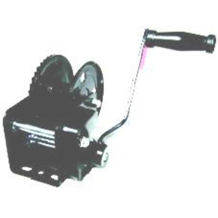 Winch With Braking 640kg 4:1 No Cable