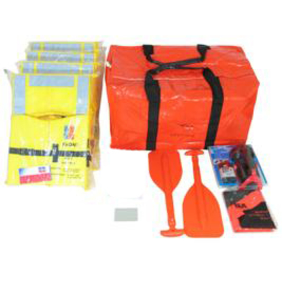 Safety Pack 4 Pfd Inshore