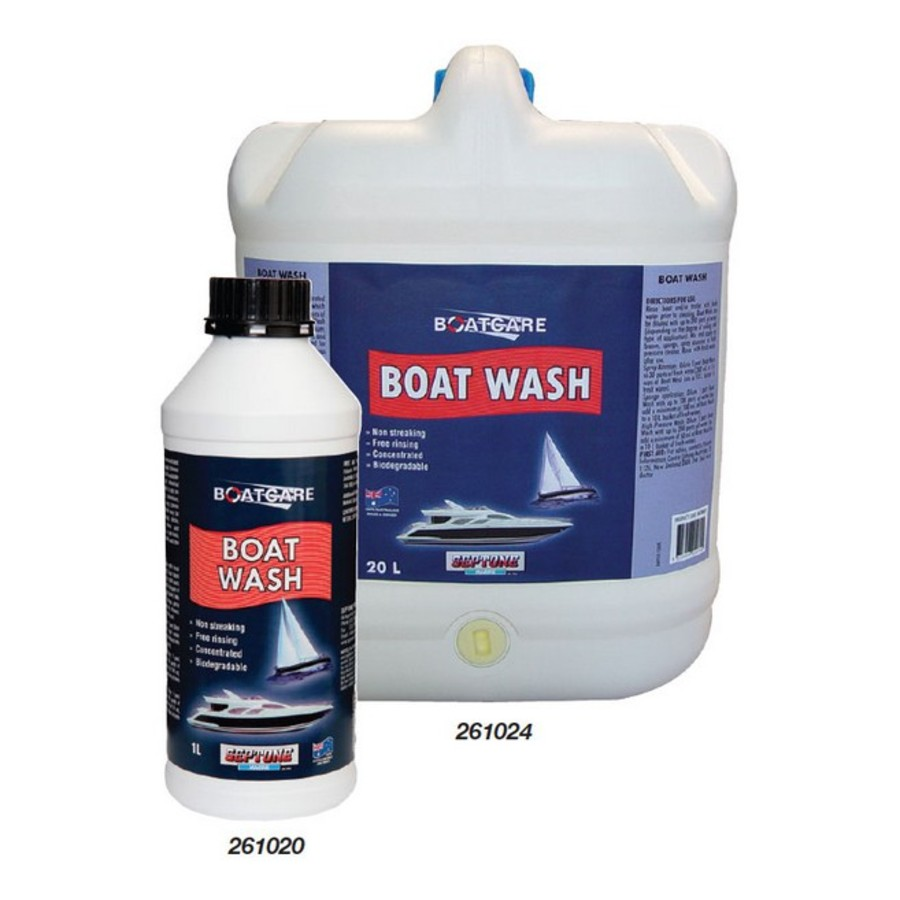 Boat Wash Cleaner 1l