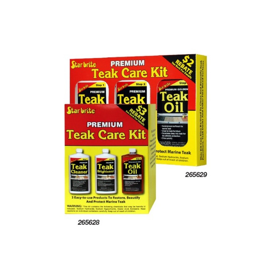 Teak Care Kit - 946ml