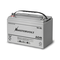 more on Mastervolt Battery - AGM 12/90