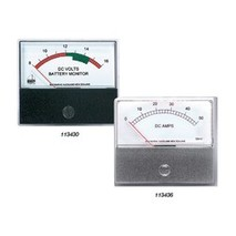 more on Voltmeter Analog 8-16vDC