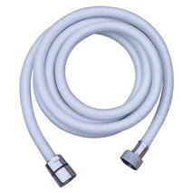 more on Shower Hose - White