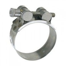 more on Hose Clamp T-Bolt SS 113-121mm