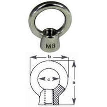 more on Stainless Steel Eye Nut - M10