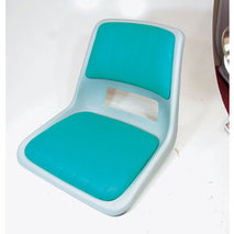 more on Seat Strata Mate With Teal Vinyl Pads