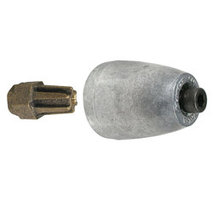 more on Anode Prop Nut 3/4 Shaft 1/2unc