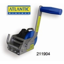 more on Atlantic Trailer Winch - Compact 3:1