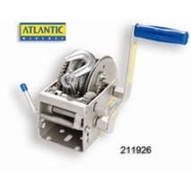 more on Atlantic Trailer Winch - Three Speed 10:1/5:1/1:1