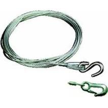 more on Winch Cable With SS Hook 9.1mx4.8mm