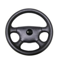 more on Wheel Legend Black Pvc 340mm Inc Med