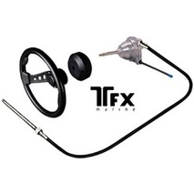 more on NFB Safe TII Steering Kit 5.49m (18FT)