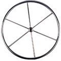 Stainless Steel Yacht Wheels image - click to shop