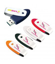 Oval USB 2.0 Flash Drive 4GB