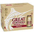 GREAT NORTHERN ORIGINAL 4.2% BLOCK 30PK