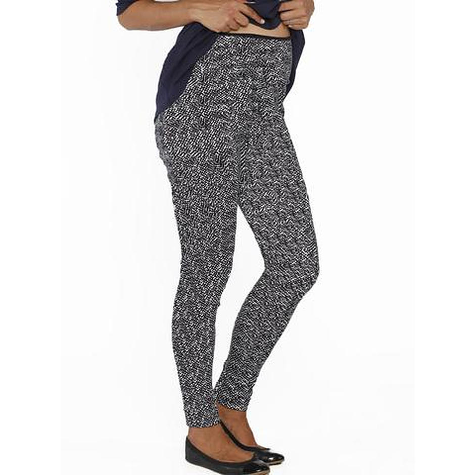 Angel High Waist Print Legging 1P33G - Image 1