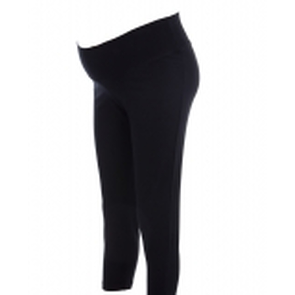 more on Ninth Moon Crop  Slim Pant 697 Black (white available discount price)