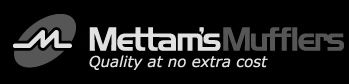Mettams Mufflers and Towbars tag line