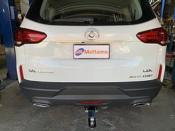 more on Trailboss Towbar for LDV D90 SV9A 5D SUV - 2000/200 KGS Towing Capacity - Vehicles built 11/17-on