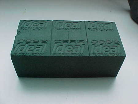 Oasis Foam Single Brick - Image 1