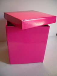 more on Large Posy Box with Lid