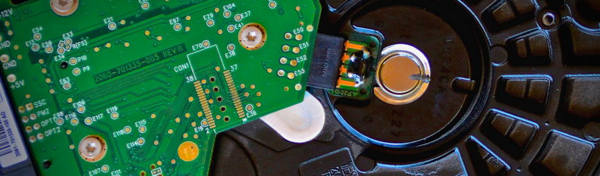 hard drive data recovery in Crawley