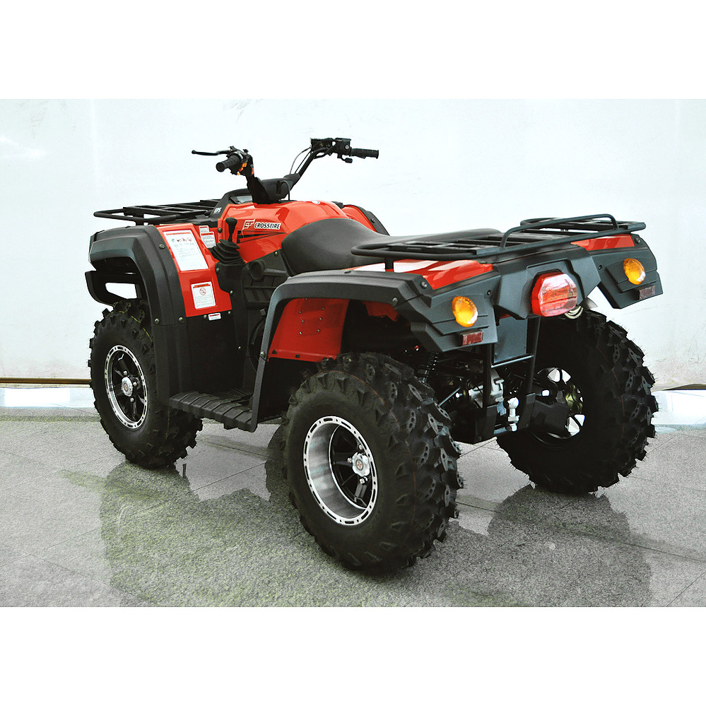 Territory 500 Quad Bike - Image 12