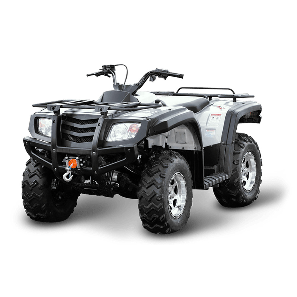 Territory 500 Quad Bike - Image 1