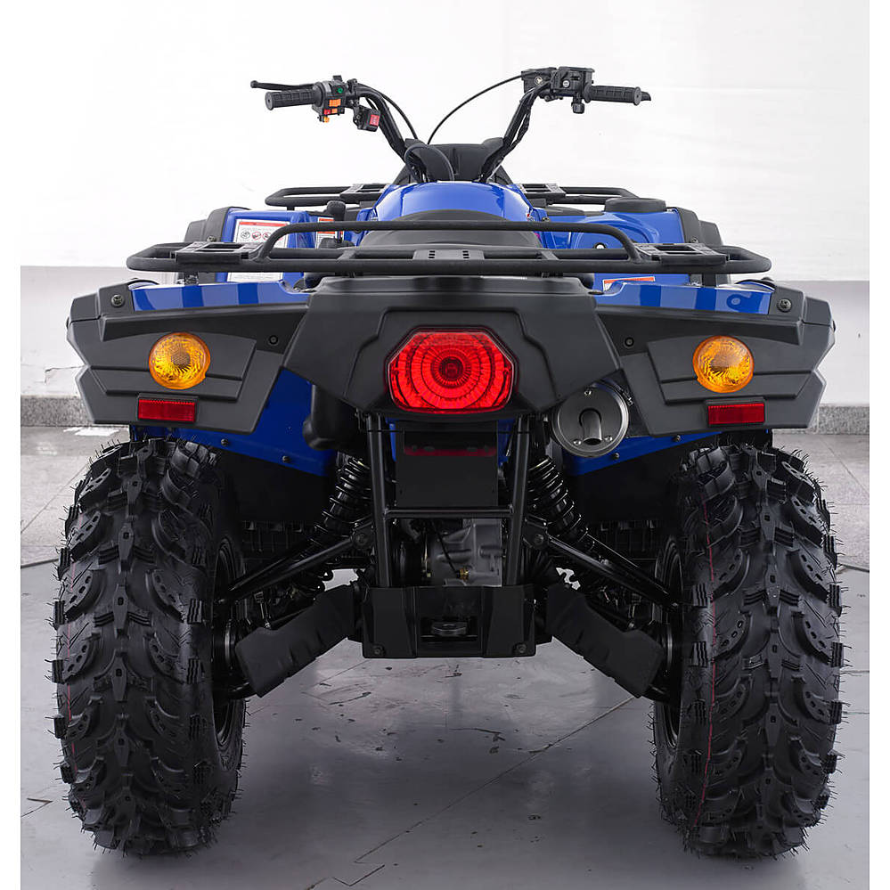 Territory 500 Quad Bike - Image 3