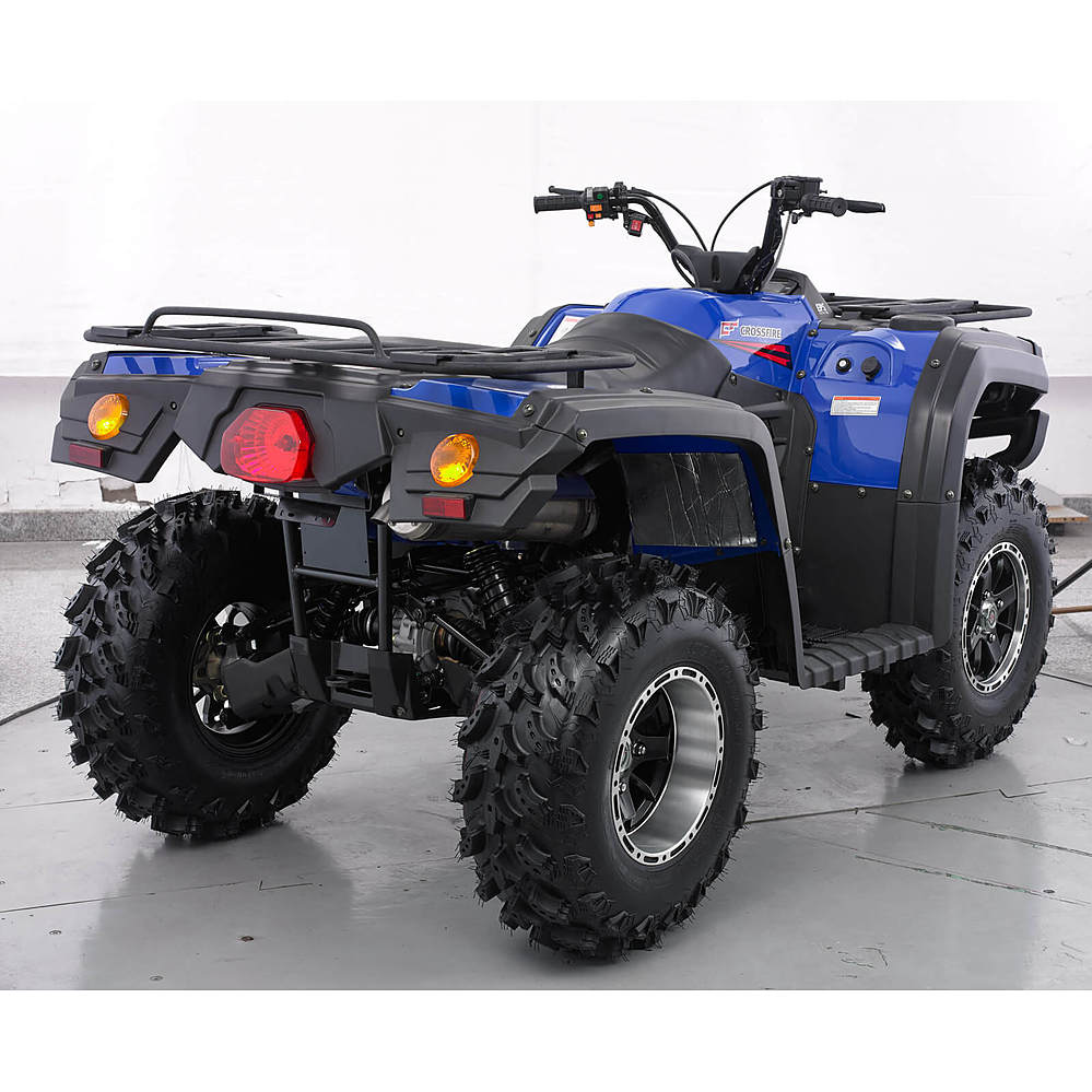 Territory 500 Quad Bike - Image 4