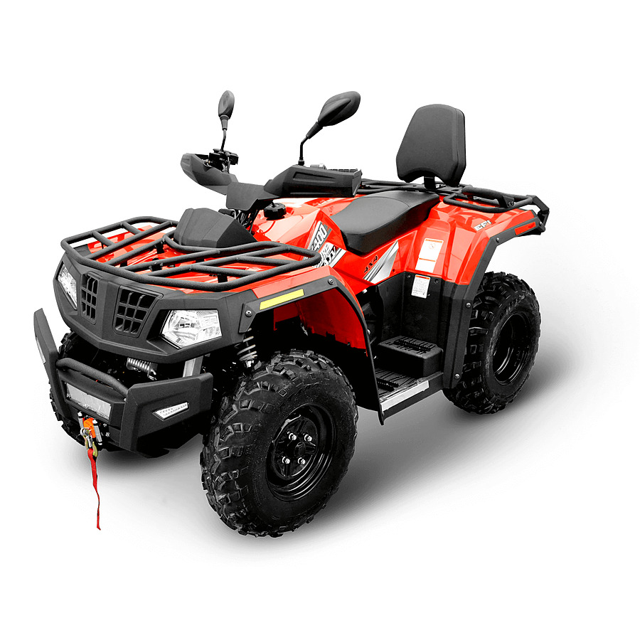 Crossfire X400 ATV Quad Bike - Image 1