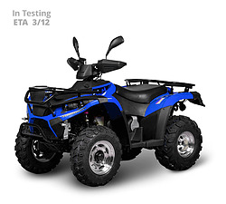 Crossfire X300 ATV Quad Bike