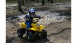 Ballistik Wildboy 50cc Quad Bike