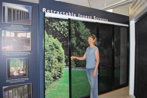 Retractable Fly Screens Perth | Insect Screens for Windows, Doors