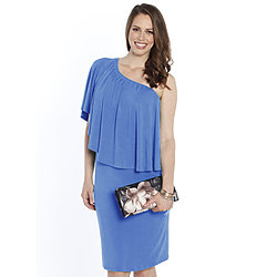 more on Angel 4 Ways Off Shoulder Maternity Dress Blue 878C