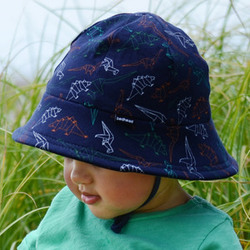 more on Bedhead Boys Baby Bucket Hat 'Dinosaur' Print