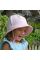 more on Bedhead Girls Baby Bucket Hat 'Blush Pink' Print