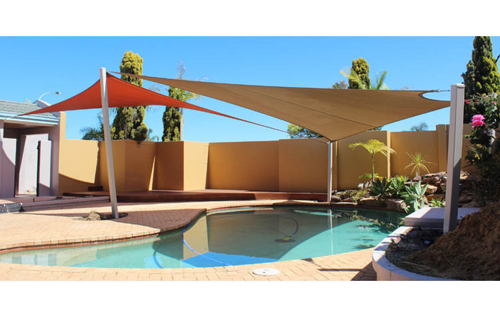 High Quality Shade Sails in Parkwood