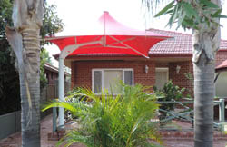 Cantilever Umbrella Non Collapsible Alfresco