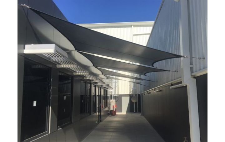 Photograph of Hazelmere Waterproof Shade Sails for Toll