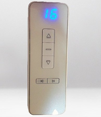 16 + Master Channel remote controller - Image 1