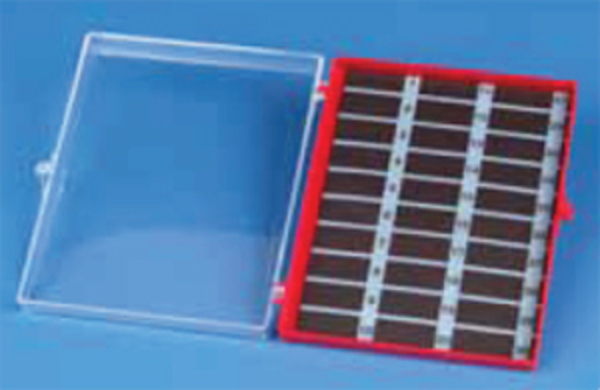 DeRoyal Clear Top Needle Counters - Image 1