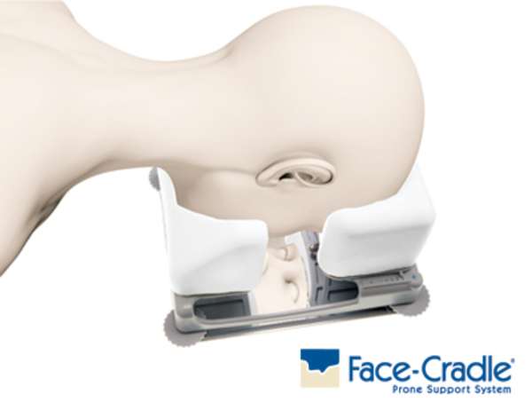 Face-Cradle Prone Support System - Image 1