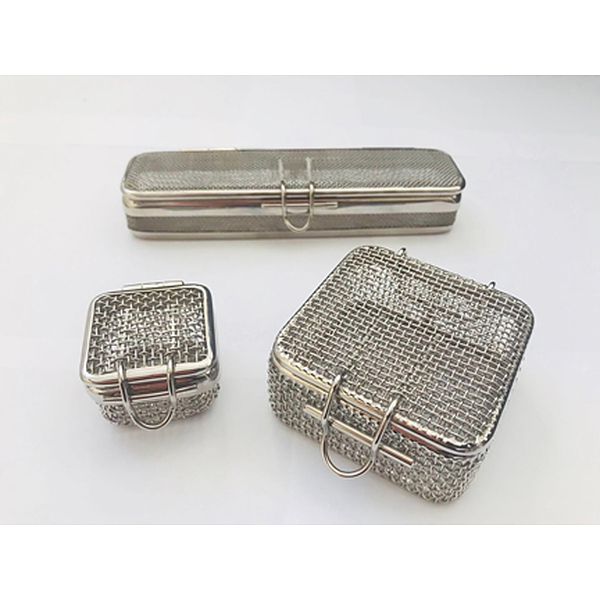 Super Fine Wire Mesh Baskets - Image 1
